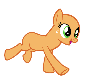 earth pony mare bases on mlpbases deviantart