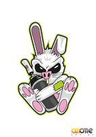 rabbit by anone52