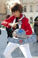 Jaden Yuki Cosplay by DarthRey