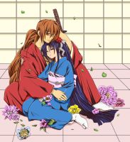 Colouring_RurouniKenshin by 3Dogs