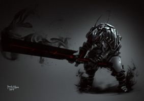 Unholy Strength by benedickbana