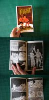 Fight Comics available to buy by Teagle