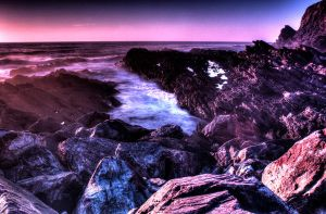 Sunset HDR by RBPics