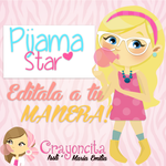 PijamaStar ~PSD by TutosCrayoncita