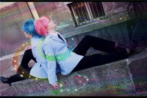 """Ouran: """"Forever Only you"""" by Feeri-Theme"""