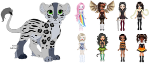 .:FREE ADOPTS -- OPEN:. by HomestuckObsessed