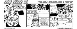 The Daily Straxus Book 2 Part 15 by AndyTurnbull