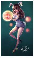 Tera Elin Mystic - Eat my balls by NataliaSoleil