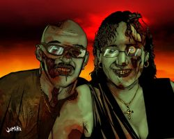 Zombified 2 by jharris