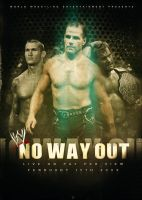 WWE No Way Out 2009 Poster by SaintMichael