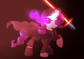[Collaboration] Sith Rarity by PonyBytes