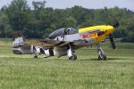 """P-51 """"Never Miss"""" Taxi by zammariangod"""