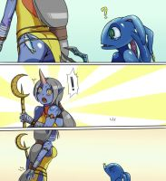 Soraka you silly goat by Kuroonehalf