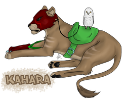 Gift - Kahara by the-giver-of-breath