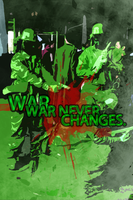 WarNeverChanges - Fallout by iPipster
