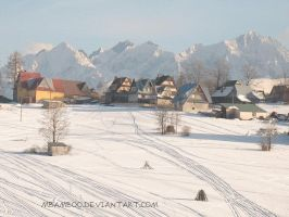 Tatra mountains by mbamboo