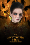 Catching Fire. Poster by Nikmarvel