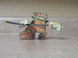 BIT+Michelangelo Assembled by IdeatoPaperStudios