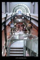 City Centre Mall, Indianapolis by aibrean