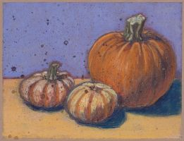 Pumpkins by James-the-Desert