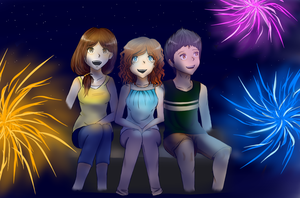 The Days We'll Remember (colored) by Xilka