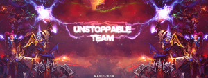 UnstoppableTeam by DiegHoDesigns