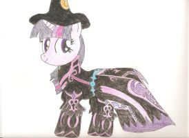 Twilight is the Mage Knight by Mipoloarchiletti