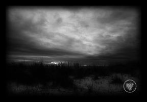 Dark Beach by WolverineAC
