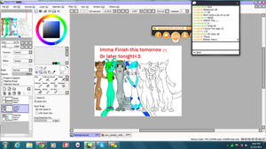 W.I.P. by Frozen-Icicles