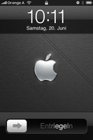 mY iPhoNe 3G ScrEenShOt by TheSaintIsBack