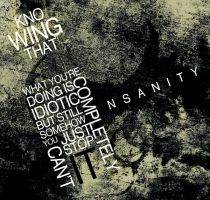 Insanity is... by Hypnagogue