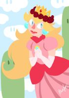 Just Peachy by Pigeonheart