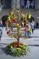 Easter tree 2 by Panopticon-Stock