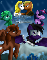 Hooves of Harmony Cover image by Courageous-of-Light