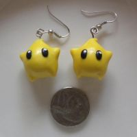 Luma earrings by DekuOnFire