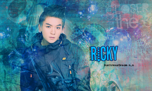 Ricky Signature by RunToYourDream