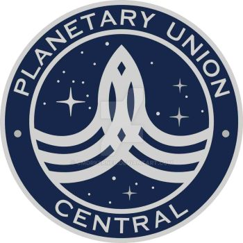Planetary Union Central Logo by CmdrKerner