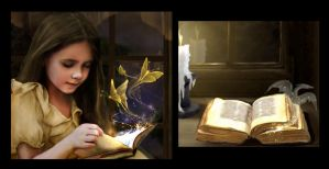 The Magic of Books Details by Tammara