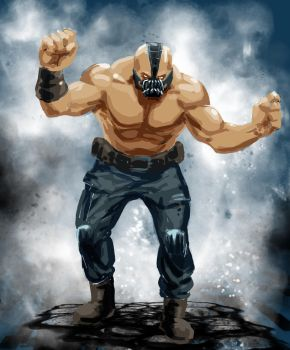 Bane by LukeDiBlasi