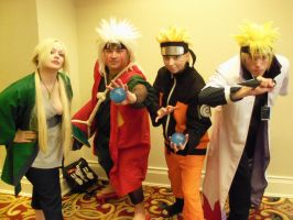 Narutarded Cosplay by JiraiyasLover