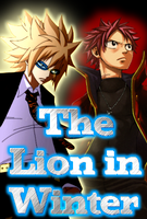 The Lion in Winter - FT fanfic book cover by Rhov