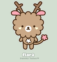 Flora profile by SqueakyToybox