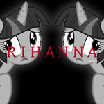 Rihanna - Disturbia (Twilight Sparkle) by AdrianImpalaMata