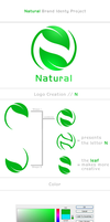 Nature // logo by BroonxXx