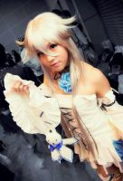 Pandora Hearts - Will of Abyss cosplay by ZevyLily
