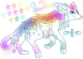 Pixie Dusted .:Custom Redesign:. by QueenEgg