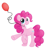pinkie balloon thing by hip-indeed