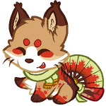Simple Chibi of Maple by MegasArtsAndCrafts
