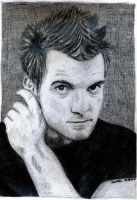 ewan mcgregor drawing No 1 by EwaBlackWidowVsHare
