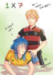 -- DMMD : Germany x Brazil -- by Kurama-chan